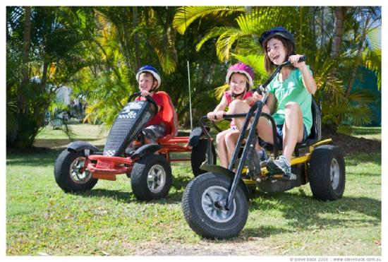 Treasure Island Resort &amp; Holiday Park: Treasure Buggies