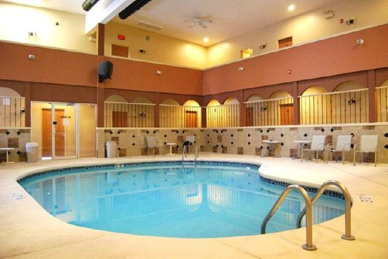 Loyalty Inn Wisconsin Dells: Pool