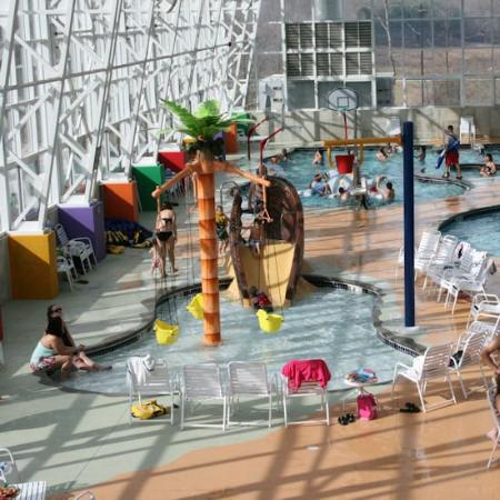 French Lick, IN: Water Park
