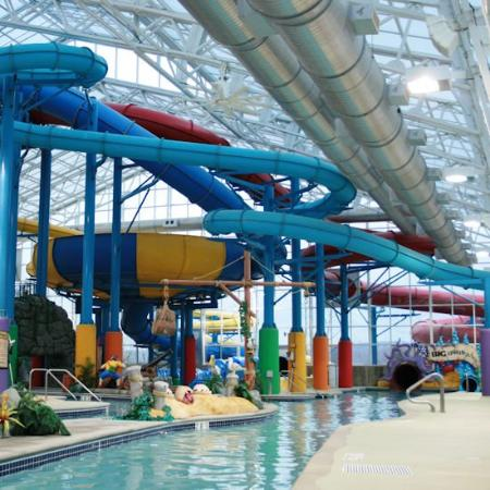 French lick in waterpark