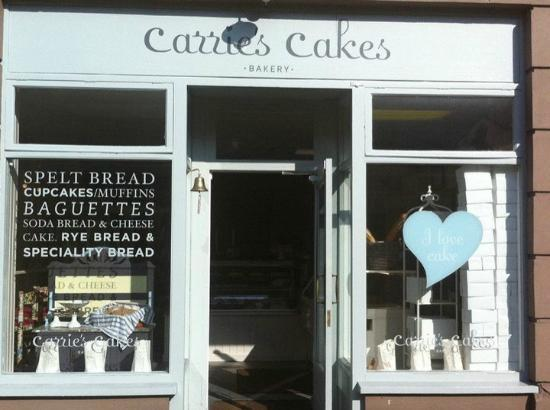 Carrie's Cakes: our home