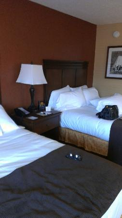 Park Vista - DoubleTree by Hilton Hotel - Gatlinburg: Room with two queen beds