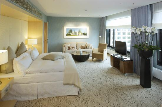 Grand Hotel Esplanade Berlin: Grand Suite - Schlafzimmer - Grand Hotel Esplanade