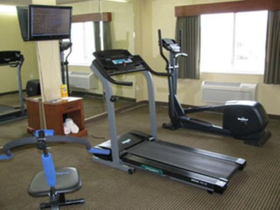 Borger Ambassador Inn: Exercisefacility