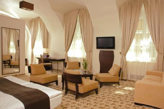 Buda Castle Fashion Hotel: Suite