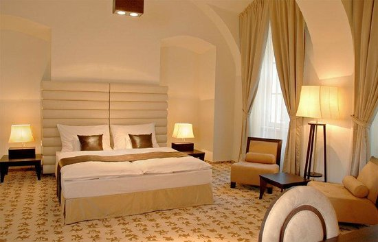 Buda Castle Fashion Hotel: Superior Room