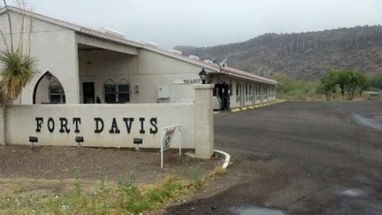 Fort Davis Inn And Rv Park