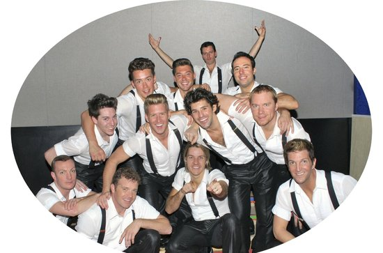 Twelve Irish Tenors : The Tenors 2012