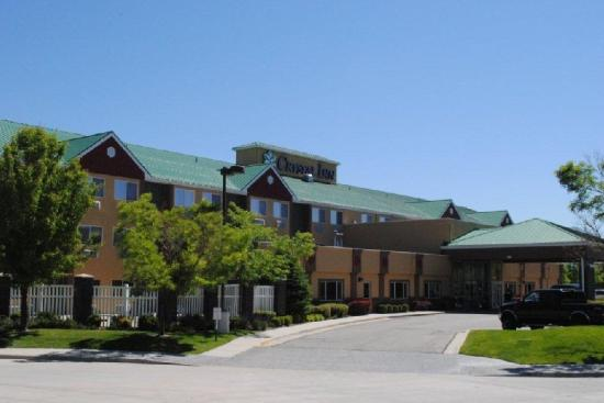 Crystal Inn Hotel & Suites West Valley City