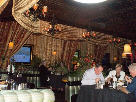 Montego Bay Casino Resort : Italian restaurant