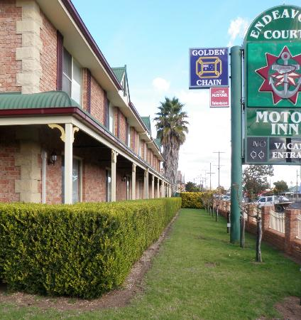 ‪Endeavour Court Motel Dubbo‬
