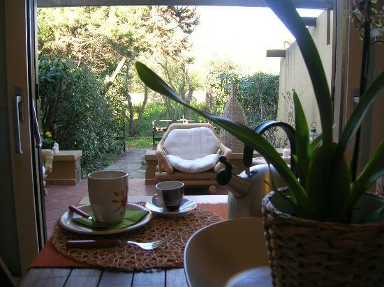 Bed and Breakfast Mr. Caruba: Sala colazione