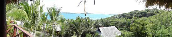 Wananavu Beach Resort: Stunning views!