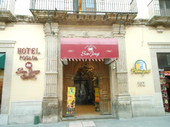 Photo of Hotel Posada San Jorge Durango