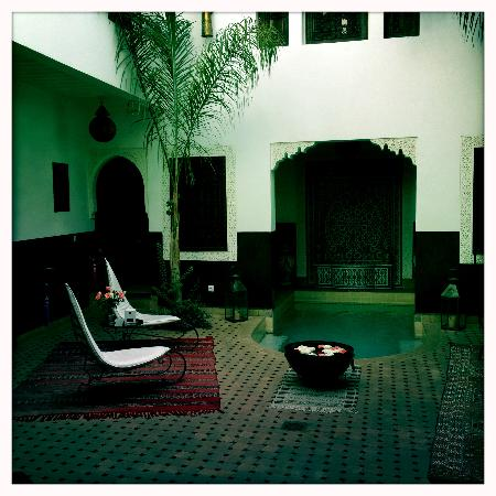 Riad Charme d'Orient: Peaceful Haven