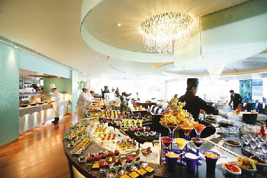 Lord Jim's at Mandarin Oriental, Bangkok