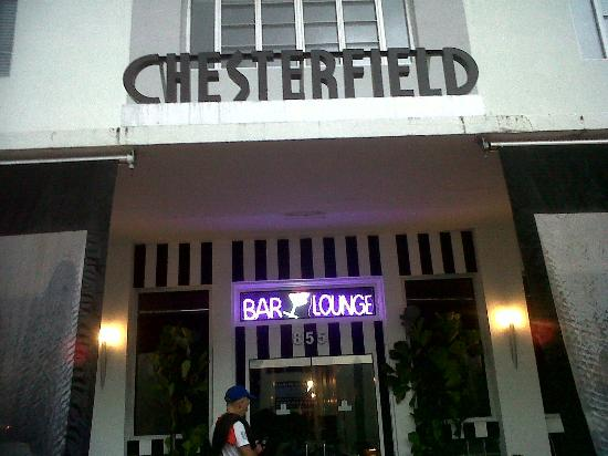 Chesterfield Hotel: hotel front