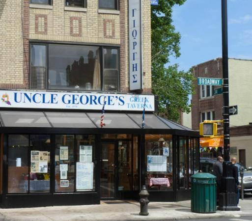 Uncle george 39 s greek tavern astoria menu prices for Astoria greek cuisine