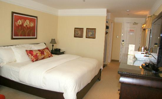 Le St Martin Bromont: Classic executive room