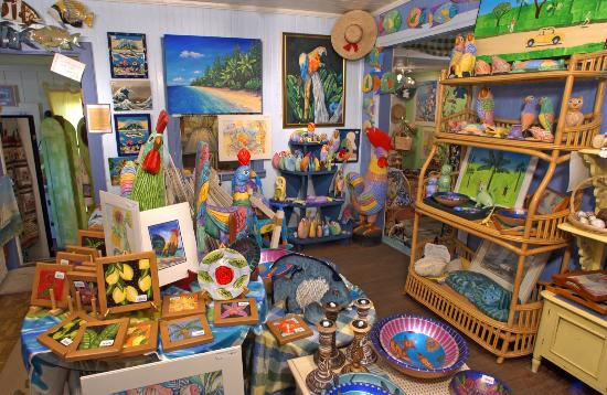 Grand Cayman Pure Art Gallery