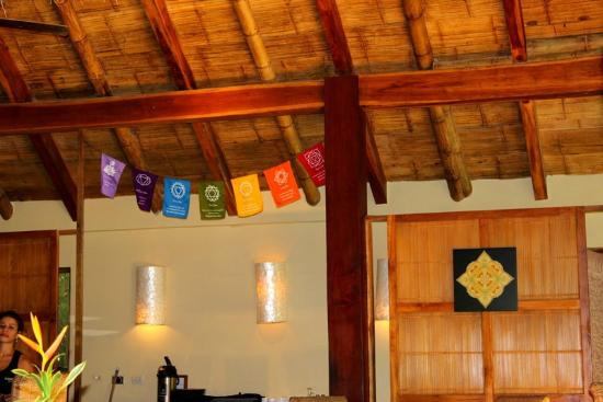 Pranamar Villas and Yoga Retreat: restaurant