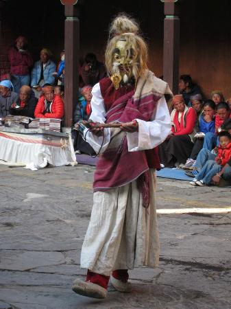 Tengboche restaurants