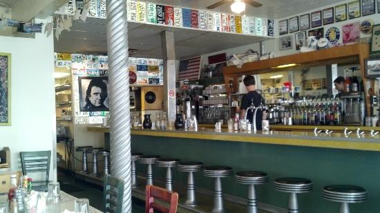 Soda Fountains Bar Stools Johnny Cash Oh My Picture