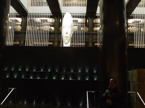 Grand Hyatt New York: reception area