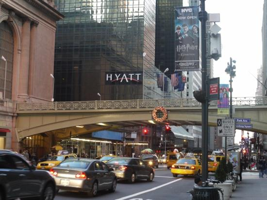 Grand Hyatt New York: outside view