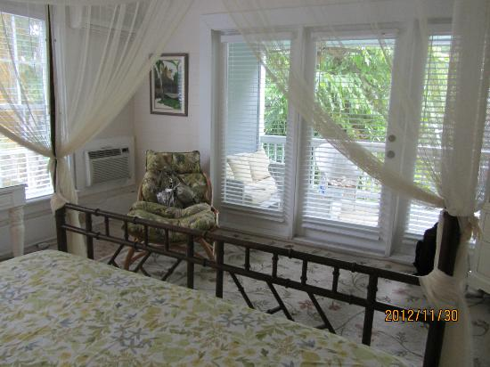 Ambrosia Key West Tropical Lodging: Tree Top room