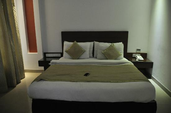 Hotel Krishna: Beds - Just for Looks