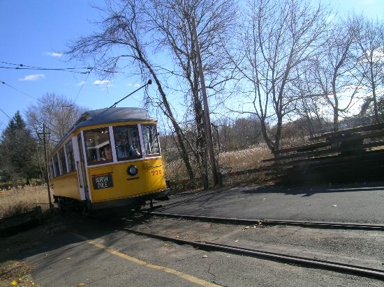 Shore Line Trolley Museum The
