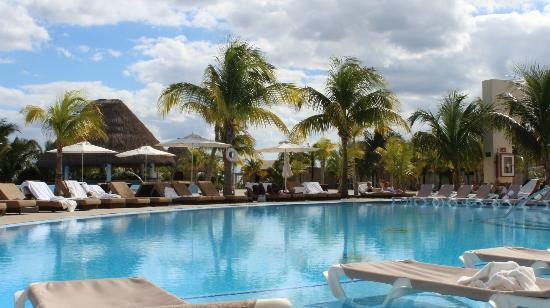 Moon Palace Golf & Spa Resort: Moon Grand pool