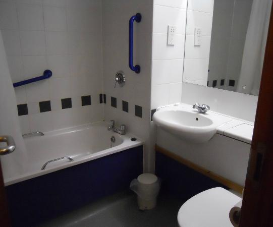 Trowell, UK: Bathroom