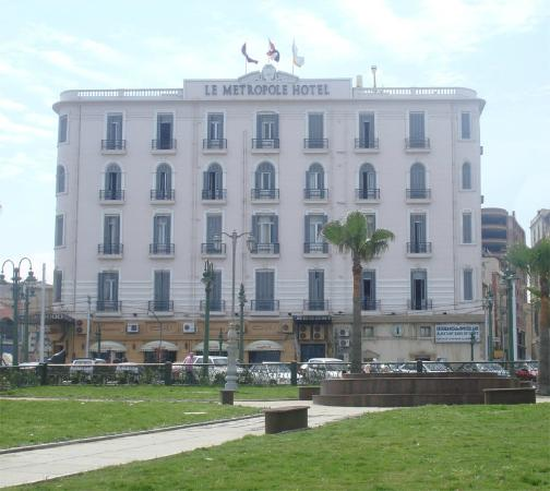 Photo of Paradise Inn Le Metropole Hotel Alexandria