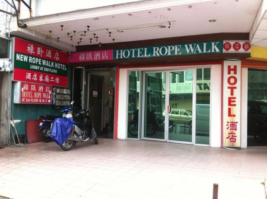 New Rope Walk Hotel