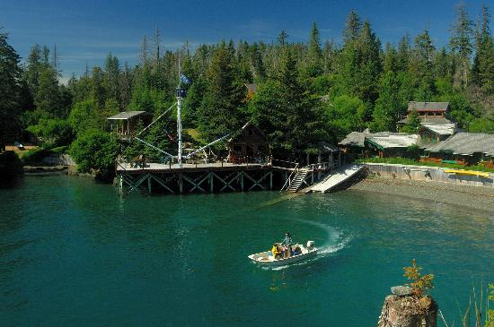Kachemak Bay Wilderness Lodge