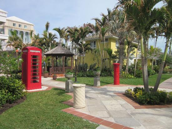 Sandals Royal Bahamian Spa Resort & Offshore Island: a bit of England!