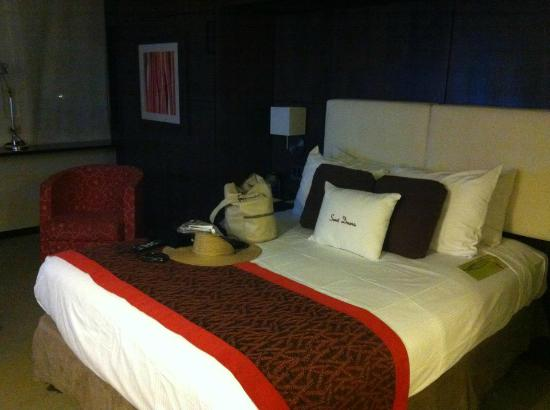 Doubletree by Hilton San Juan: Hotel Room, Queen Bed