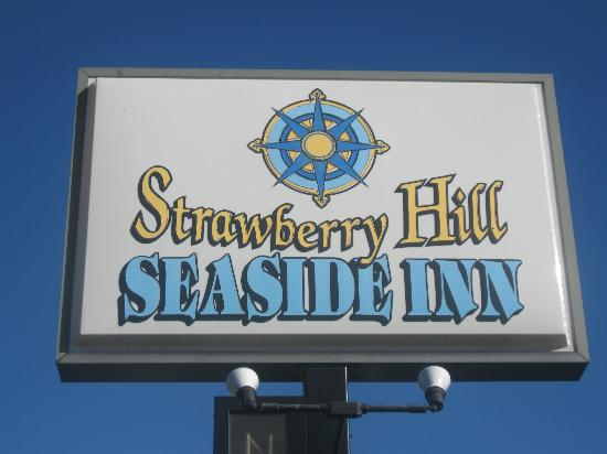 ‪‪Strawberry Hill Seaside Inn‬: Strawberry Hill Seaside Inn, Rockport, ME‬