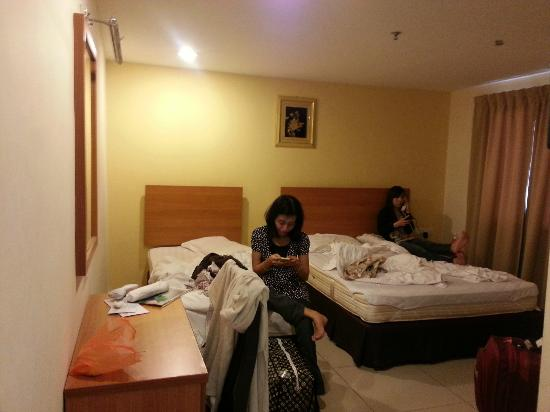 My Hotel @ Sentral: Triple Room