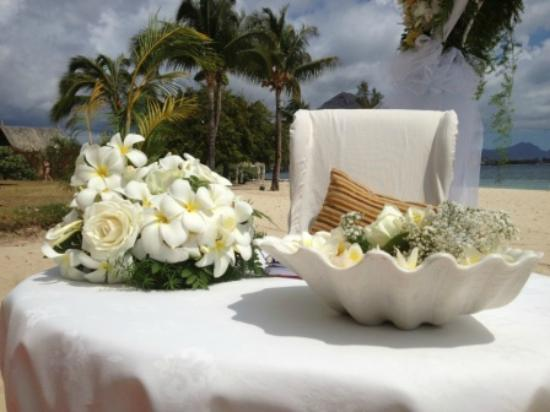 Maradiva Villas Resort and Spa: Wedding Ceremony