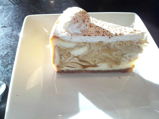 Cromwell, CT: Pumpkin Spice Cheesecake