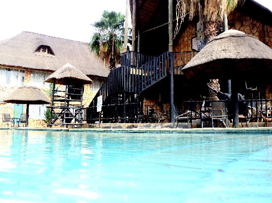 The Big Five Lodge