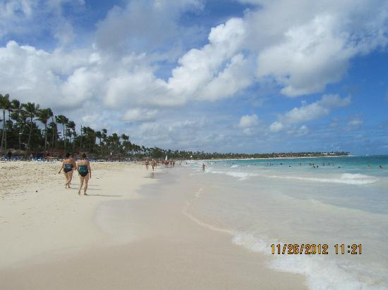 Paradisus Punta Cana: Beach View