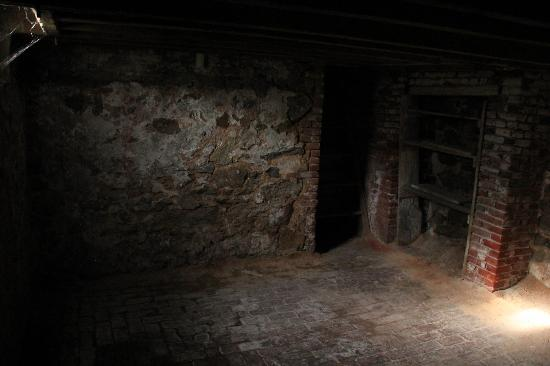 Edgar Allan Poes Basement Edgar Allan Poe National Site Scary