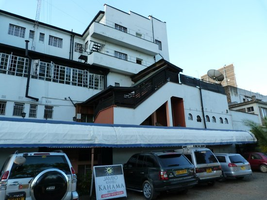 Kahama Hotel Nairobi