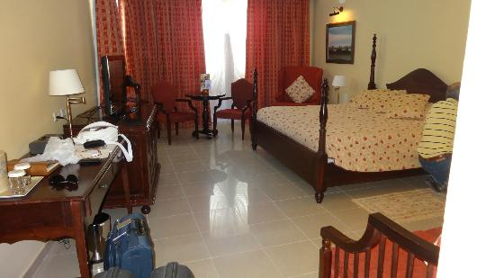 Iberostar Grand Hotel Trinidad: spacious room