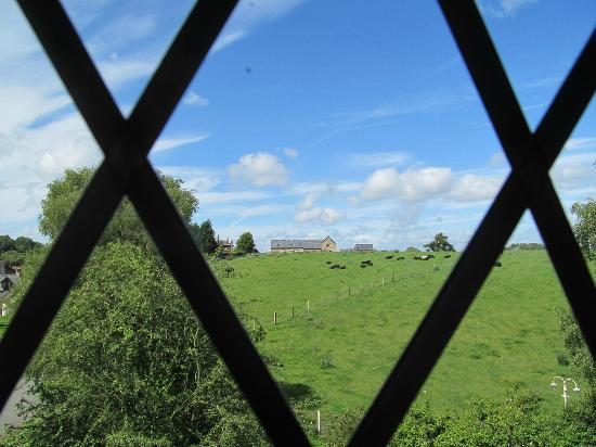Chirk, UK: Quiet country view