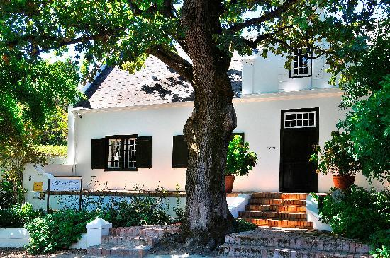 Akademie Street Boutique Hotel and Guest House: Twyfeling